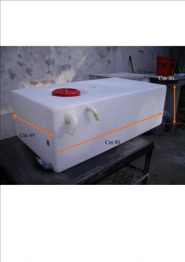 Serbatoio Acqua Per Caravan E Camper Camper Usato Com Vendita